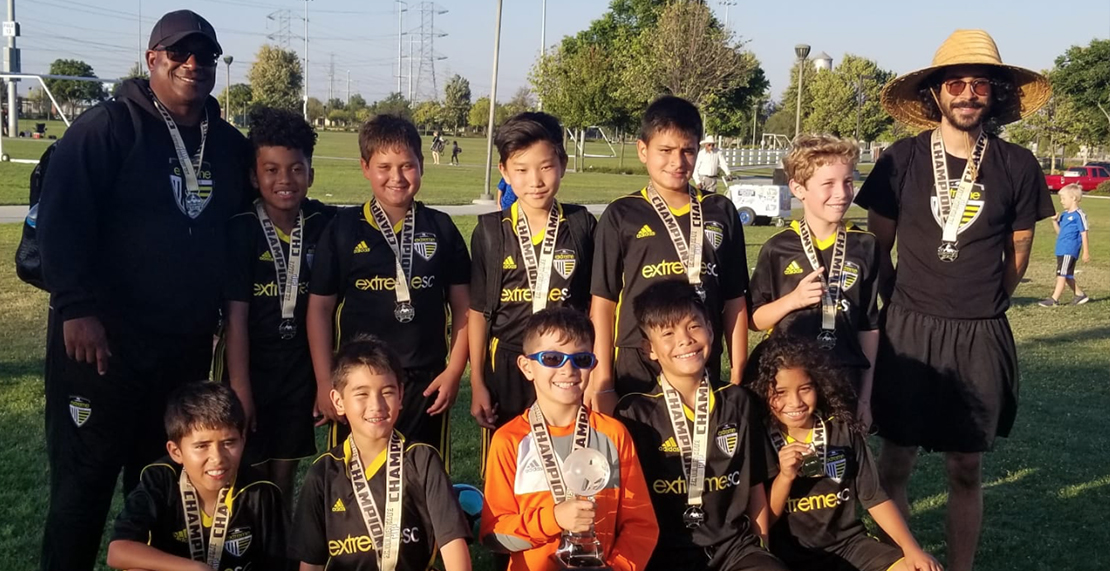B2007 FC Golden State Cup CHAMPIONS